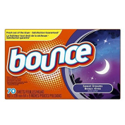 Bounce Sweet Dreams Scent Fabric Softener Sheets