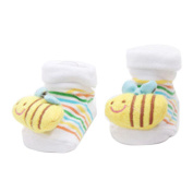 FEITONG® Toddlers Infant Newborn Girls Boys Baby Anti-slip Socks Cotton Boots 0-12Mon