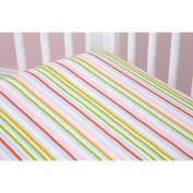 Zutano Elephantasia 5 Piece Crib Set, Multi-Coloured