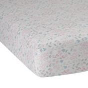Lambs & Ivy Layla Mix and Match Floral Print Sheet