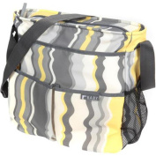 Baby Tote Organiser Nappy Bag with Padded Change Mat
