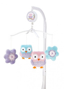 Little Love by NoJo Adorable Orchard Musical Mobile, Multi-Coloured