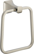 Delta Faucet 75246-PN Tesla Towel Holder, Polished Nickel