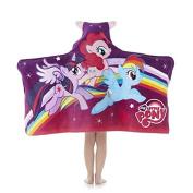 My Little Pony Hooded Wrap Towel