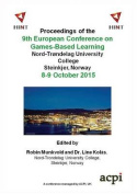 Ecgbl-The 9th European Conference on Games Based Learning