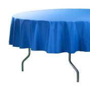 Richland® Round 230cm Tablecloth Blue