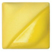 Amaco Velvet Underglaze - Yellow V-308 - 60ml Jar