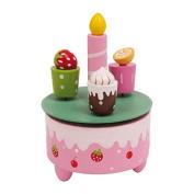 """Musical Box """"Birthday Dainties"""""""