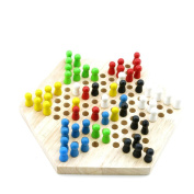 1 pcs Puzzle Game 09519 Board Game Chinese Checkers Board Games Toys Jouets