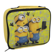 Minions Back to School Insulated Lunch Bag Officially Licenced