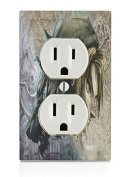 Twilight Link Electrical Outlet Plate
