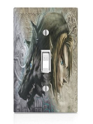 Twilight Link Light Switch Plate