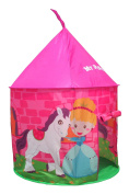 My Pony Castle Princess Palace Pink Playhouse Girls Play Tent by POCO DIVO