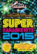 Super Karaoke Hits 2015 [Region 2]