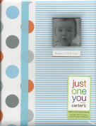 Carter's Just One You Baby's First Record Memory Book, Boy