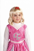 Girls Lil Cheerleader Wig