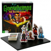 Goosebumps Halloween Party Game - Board Game based on the Goosebumps Movie