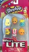 Shopkins Micro Lites Bonus Pack of 6