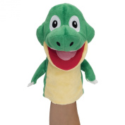 Baby Genius Talking DJ Interactive Hand Puppet with Electronic Sounds by Manhattan Toy