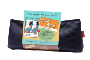 Travel Wedge - Back Support - Lumbar Support Back Pain Relief Posture Travel Pillow