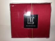 INC International Concepts Bedding, Ribbed Basic Zip King Duvet Cover