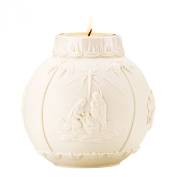 Lenox Nativity Scrollwork Votive