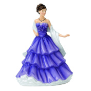 Royal Doulton 200th Anniversary Lydia Petite of The Year 2015 Annual Figurine
