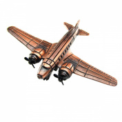 Douglas DC-3 Aeroplane Spitfire Plane Die Cast Toy Pencil Sharpener