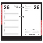 At A Glance Calendar refill w/monthly tabs, 2010