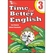 Time for Better English YEAR 3 by Finneran