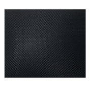 PYRATOP soleplate black, approx 960 x 600 mm, 3.5 mm thick