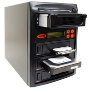 Systor 1 to 3 SATA/IDE Combo Hard Disc Drive (HDD/SSD) Duplicator/Sanitizer