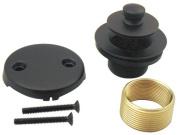 Belle Foret BFNTDCK1ORB Lift and Turn Bath Waste Conversion Kit, Oil Rubbed Bronze