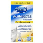 Optrex Actimist Itchy & Watery Eye Spray 10ml