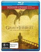 Game of Thrones S5 [Blu-ray] [Region 4]