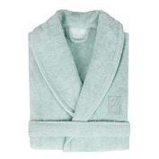 Colour: Sea Intemporel Bathrobe Size