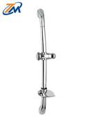 Shower Slider Rail with Soap Dish