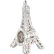 Belli Baci 1000e Sterling Silver Charm, Classic collection)