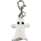 Jouailla-Charms Clasp Sterling Silver and Enamel 1000e
