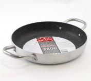 Ballarini B53T62 Frying Pan, 2 Handles, Diameter 32 cm, Professional Granite