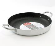 Ballarini B53T64 Frying Pan, 2 Handles, Diameter 40 cm, Professional Granite