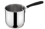 Lagostina Gioiosa Stainless Steel Milk Pan, Diameter 12 cm, 1.2 Litres