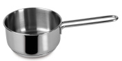 Lagostina Every Stainless Steel Saucepan with Long Handle, Diameter 14 cm, 1.2 Litres