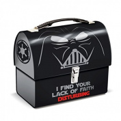 Star Wars (Darth Vader) Domed Metal Lunch/Storage Tin