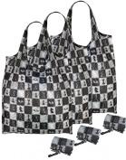 Bundle of 3 Re-Uz Lifestyle Shoppers - Checkmate