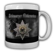 Black East Prussia Prussian Adlerorden order process Insignia German certification Kaiser rich coffee mug#15854