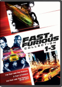 The Fast And Furious 1 - 3 [Region 4]