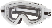Scott Sports RecoilXi Pro Goggles with Works Clear AFC Lens