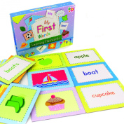 Great Gizmos Meadow Kids First Words Card Box Set