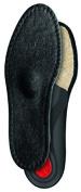 Pedag Viva Summer Black-Viva Sneaker Warm Weather Orthotic with Semi Rigid Arch, Met and Heel Pad, Black, M10/EU43